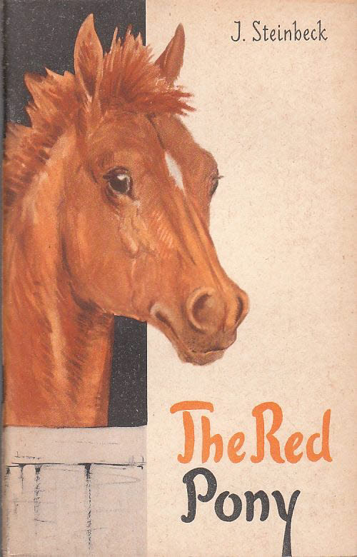 Steinbeck John - The Red Pony