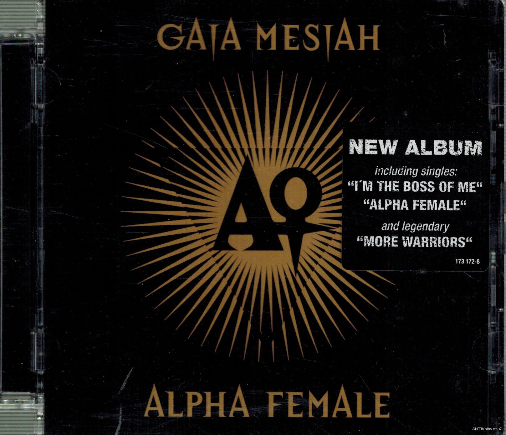 Gaia Mesiah - Alpha Female / CD
