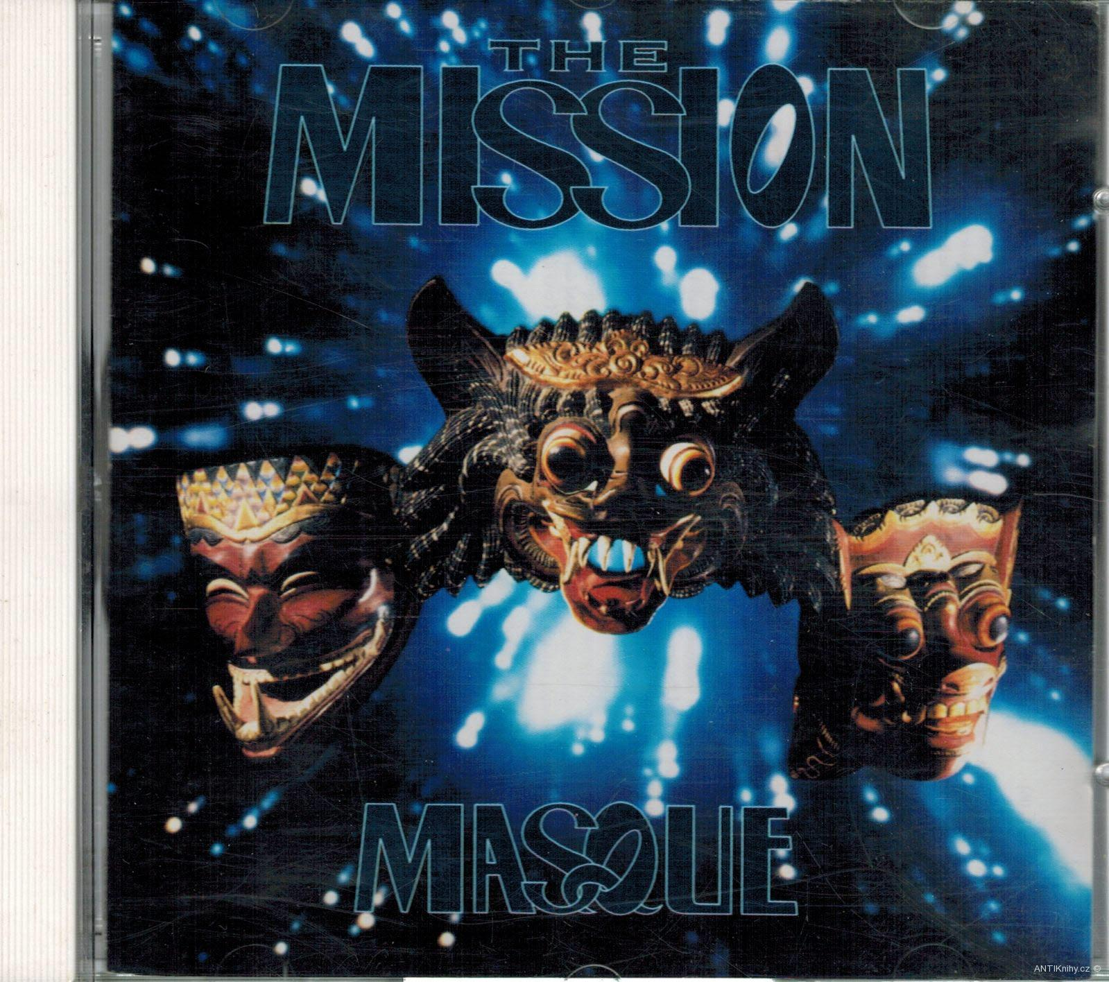 The Mission - Masque / CD