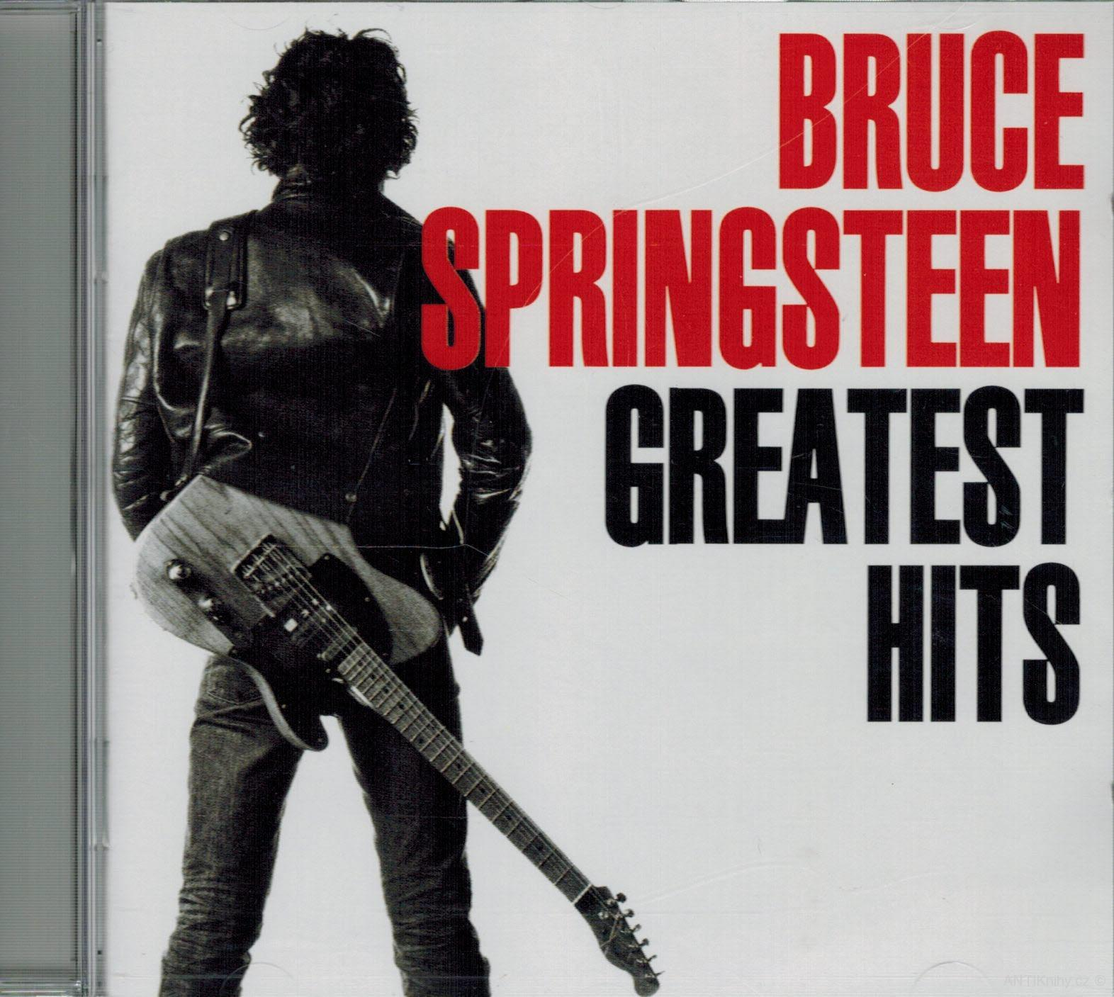 Bruce Springsteen - Greatest Hits / CD