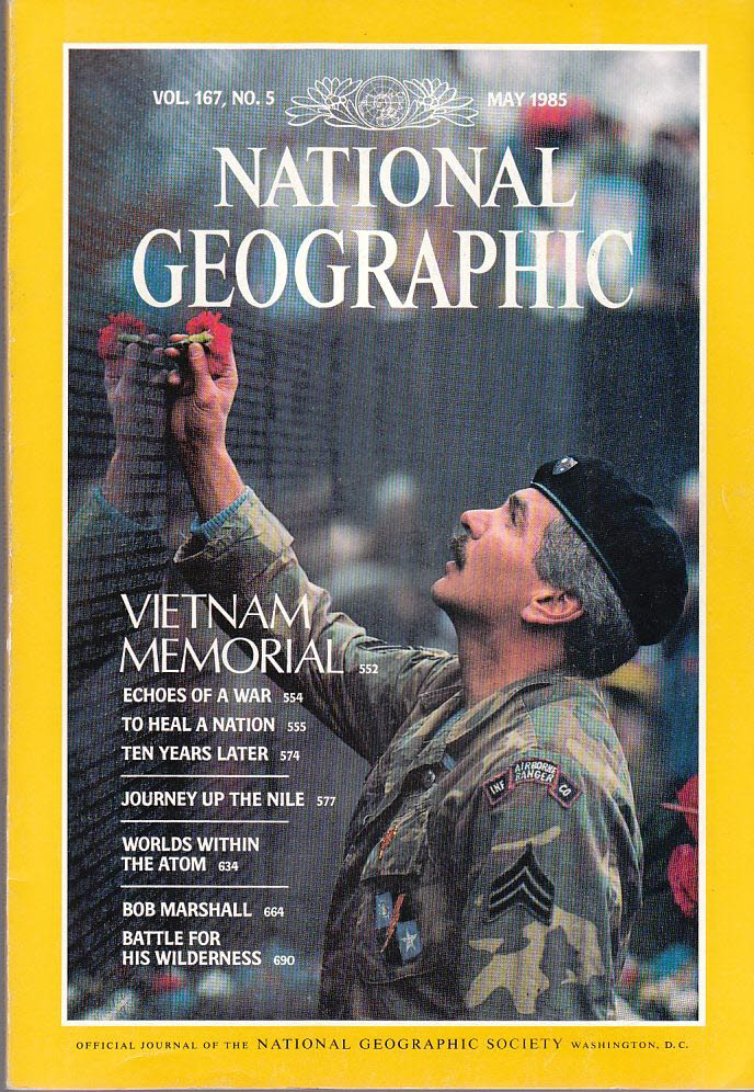 National Geographic 167/5 May 1985