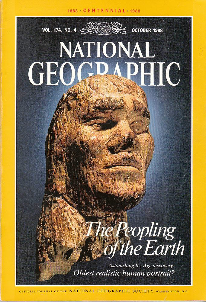 National Geographic 174/4 October 1988