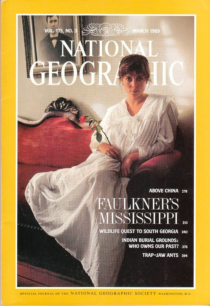 National Geographic 175/3 March 1989
