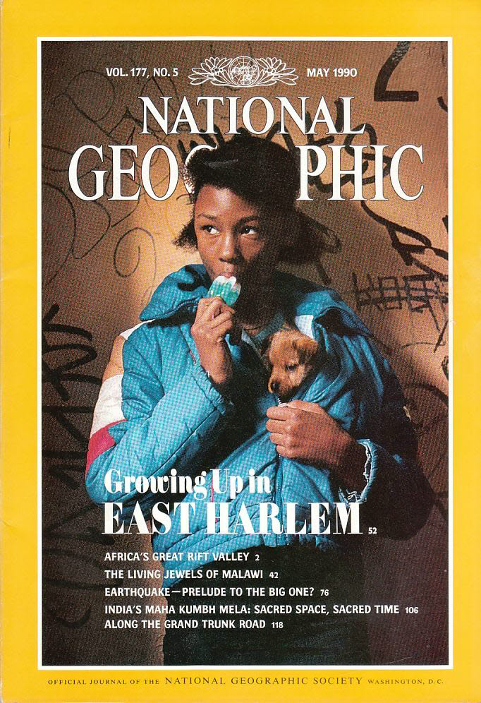 National Geographic 177/5 May 1990