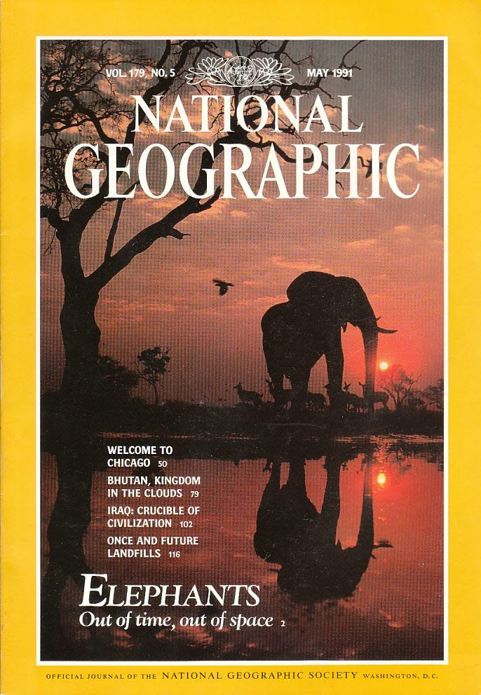 National Geographic 179/5 May 1991