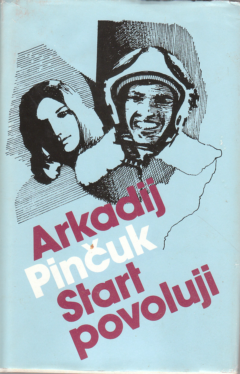 Pinčuk Arkadij - Start povoluji