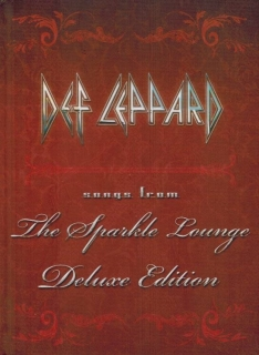 Def Leppard - Songs From The Sparkle Lounge / Deluxe Edition / CD + DVD