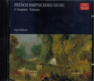 French Harpsichord Music - E. Couperin, Rameau / CD
