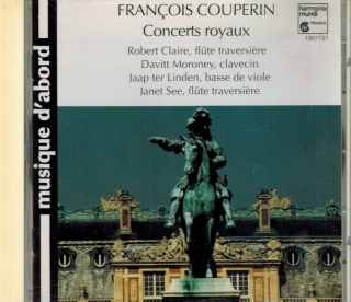 Francois Couperin - Concerts Royaux / CD