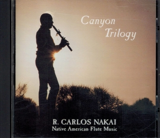 Nakai R. Carlos - Canyon Trilogy / CD