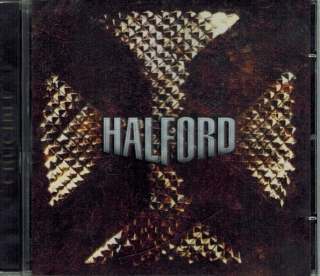 Halford - Crucible / CD