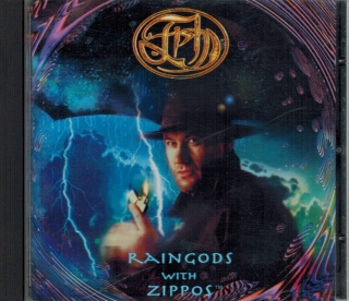 Fish - Raingods With Zippos / CD