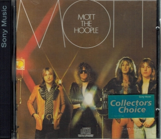 Mott - Mott the Hoople / CD