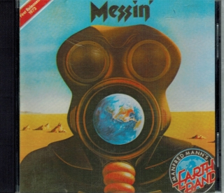 Manfred Mann's Earth Band / Messin' / CD