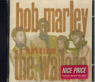 Bob Marley / The Birth of a Legend / CD