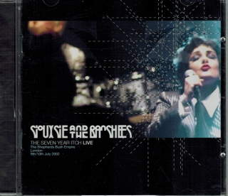 Siouxsie and the Banshees / The Seven Year Itch / Live / CD