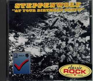 Steppenwolf / At Your Birthday Party / CD