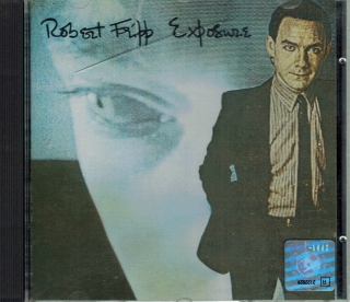 Robert Fripp / Exposure / CD