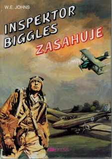 Johns E.William - Inspektor Biggles zasahuje