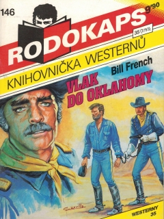 RODOKAPS 146 - French Bill - Vlak do Oklahomy