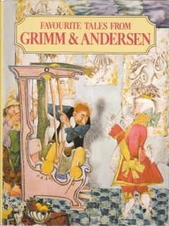 Favourite tales from Grimm & Andersen