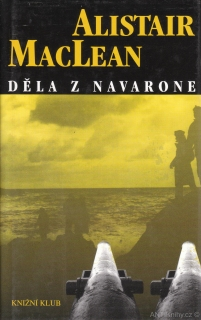 MacLean Alistair - Děla z Navarone