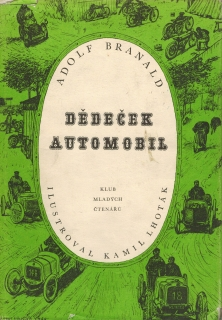Branald Adolf - Dědeček automobil