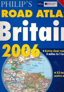 Philip's Road Atlas - Britain 2006