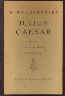 Shakespeare William - Julius Caesar