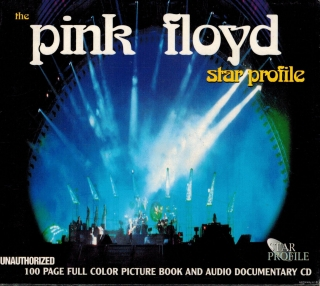 Pink Floyd - Star Profile / CD + Book