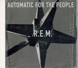 R.E.M. - Automatic for the People / CD