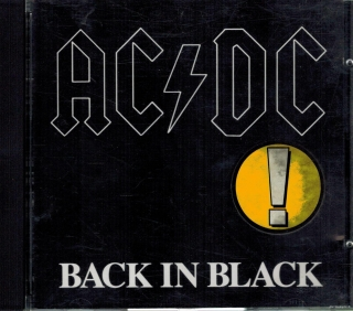 AC/DC - Back in Black / CD