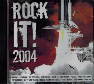 Rock It! 2004 / CD