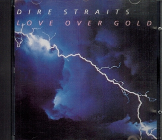 Dire Straits - Love Over Gold / CD