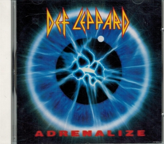 Def Leppard - Adrenalize / CD
