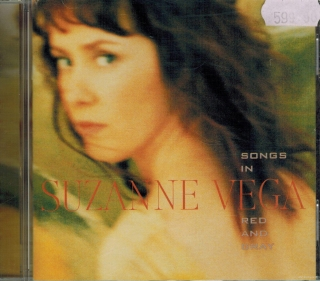 Suzanne Vega - Song in Red and Gray / CD