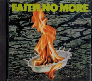 Faith No More - The Real Thing / CD
