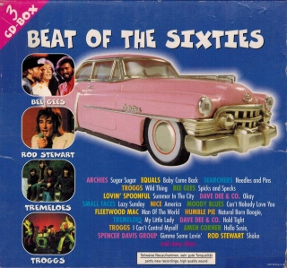 Beat Of The Sixties / 3 CD