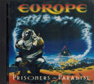 Europe - Prisoners in Paradise / CD