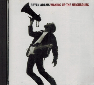 Bryan Adams - Waking Up The Neighbours / CD