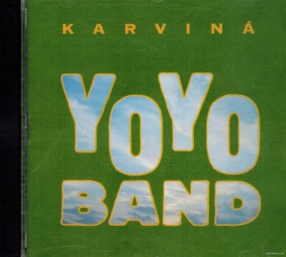 Yoyo Band - Karviná / CD
