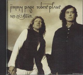 Jimmy Page & Robert Plant Unledded - No Quarter / CD
