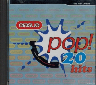 Erasure - Pop! The First 20 Hits / CD