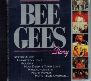 Bee Gees - Story / CD