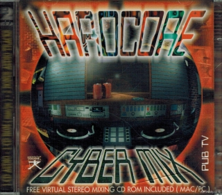 Cyber Mix - Hardcore / 2 CD