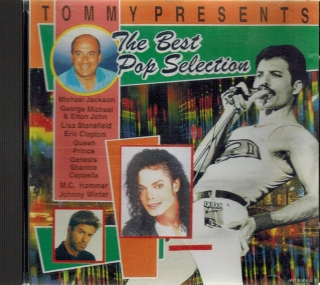 Tommy Presents - The Best Pop Selection / CD