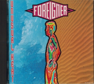 Foreigner - Unusual Heat / CD