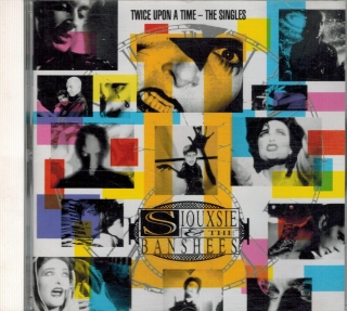 Siouxsie & The Banshees - Twice Upon a Time / The Singles / CD