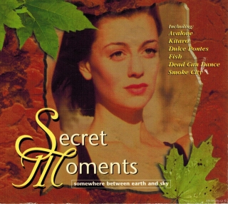 Secret Moments - (Somewhere Beetween Earth And Sky) / CD