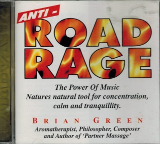 Brian Green - Anti-Road Rage / CD